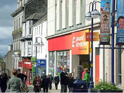 52/58 High Street & 25 Queen Anne Street, Dunfermline