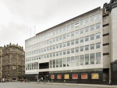 9/10 St Andrew Square Edinburgh: Sainsbury's and Regus