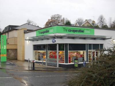 Co-Operative Food, 1 Station Road, Bearsden