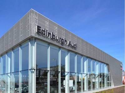 Edinburgh Audi, 4 Bankhead Drive, Edinburgh