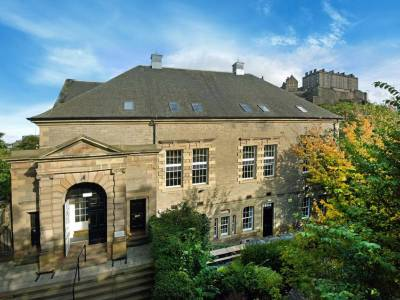Norloch House, 36 King's Stables Road, Edinburgh