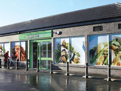 Co-Operative Food, 1 Barry Road, Carnoustie