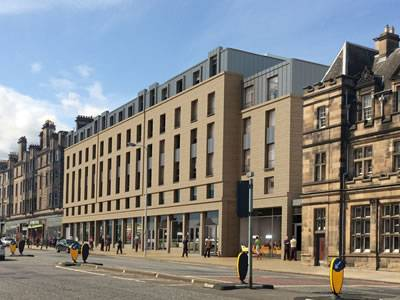 34-40 Haddington Place, Edinburgh