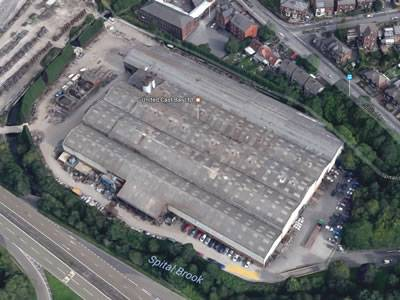 UCB Foundry Complex, 17 Spital Lane, Chesterfield